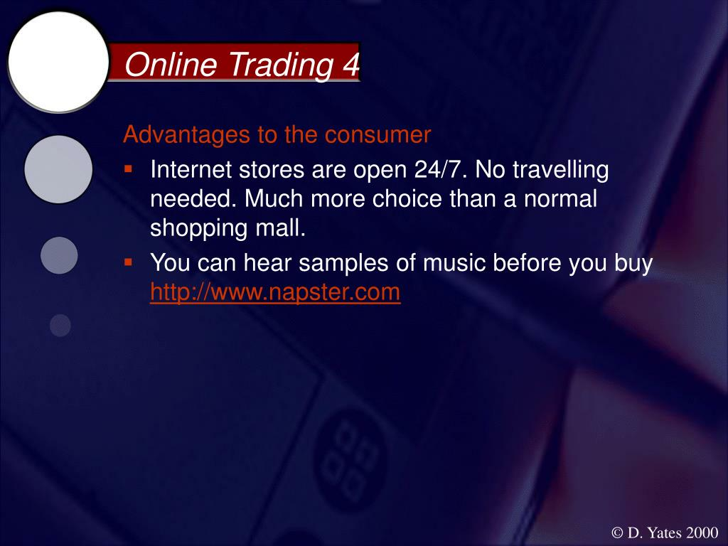 Online Trading 4