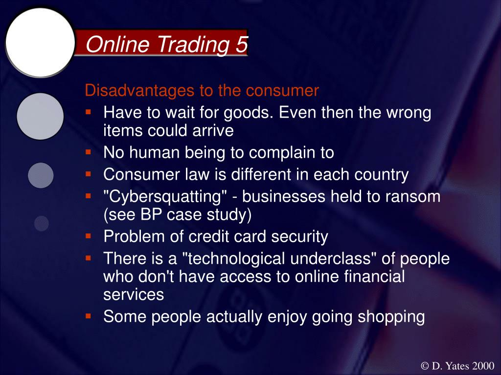 Online Trading 5