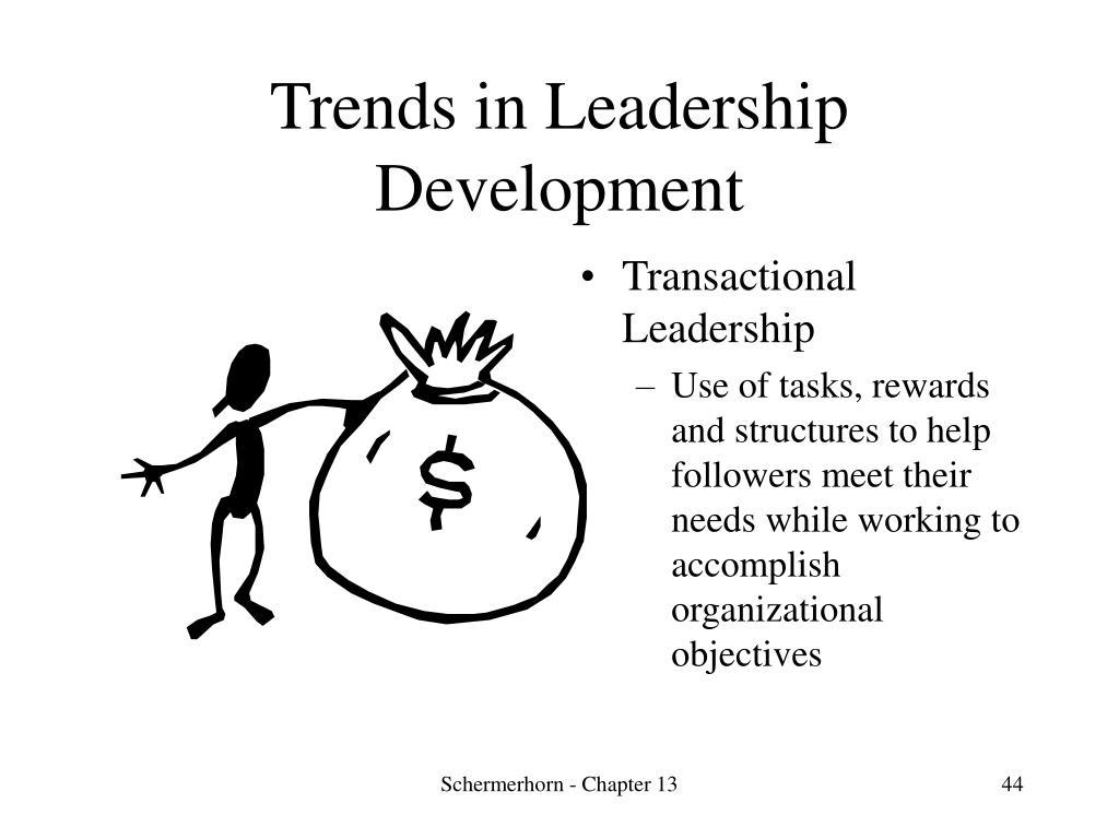 Trends in Leadership Development