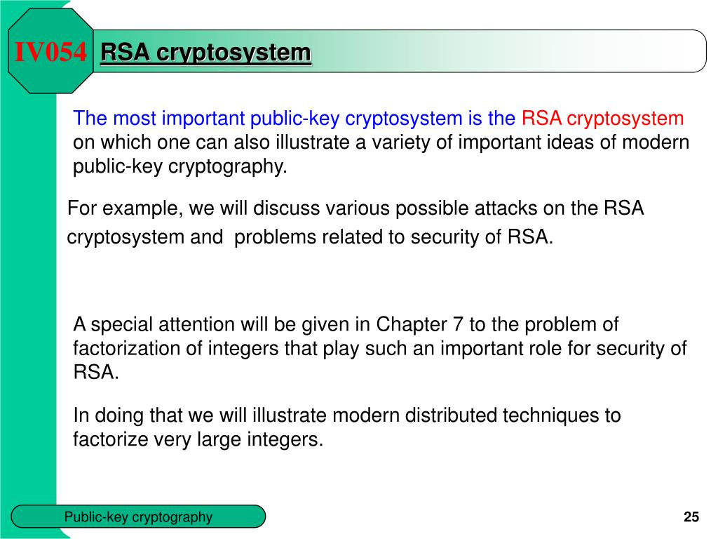 Rabinin kryptosysteemi Crypto Wiki FANDOM powered