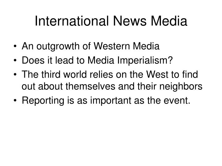 International News Media