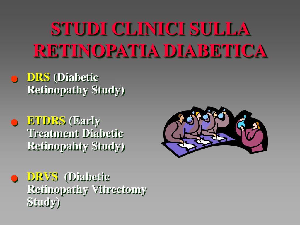ETDRS.pptx | Diabetes Mellitus Type 2 | Diabetes Management