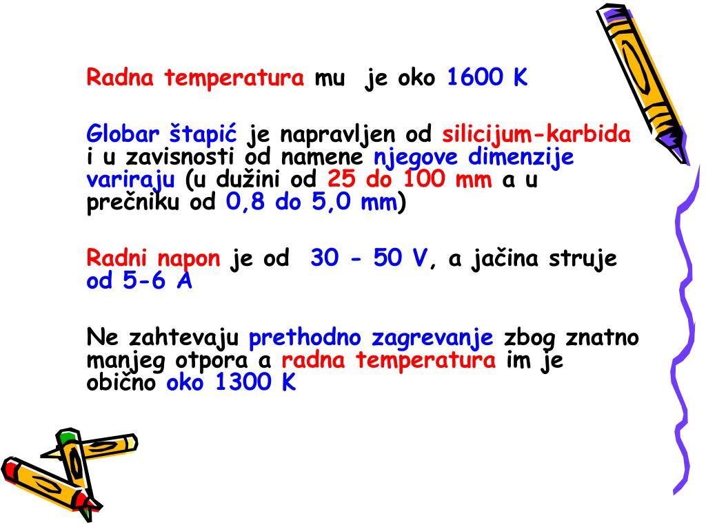 Radna temperatura