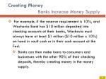 creating money banks increase money supply5