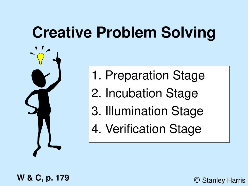 creative problem solving definition