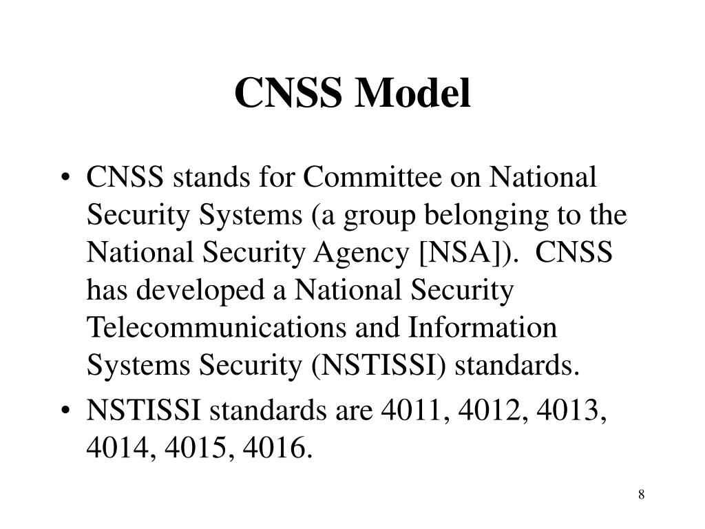 CNSS Model