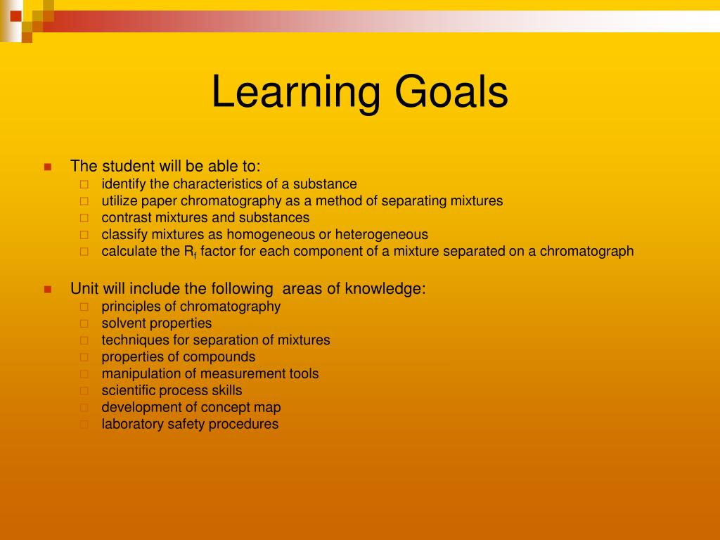 Objectives For Research Paper