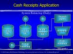 cash receipts application37