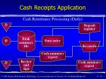 cash receipts application39