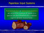paperless input systems13