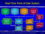 real time point of sale system