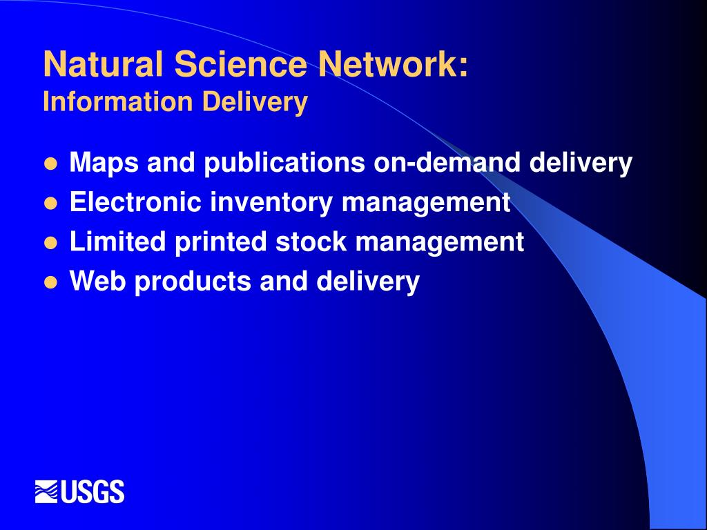 Natural Science Network: