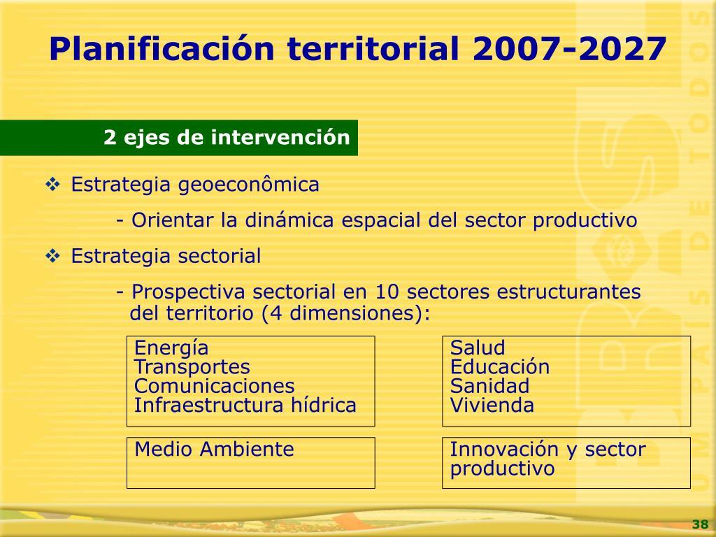 Estrategia geoeconômica