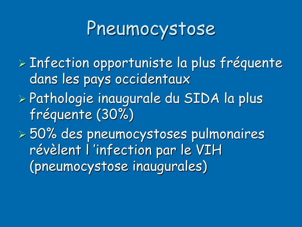 Pneumocystose
