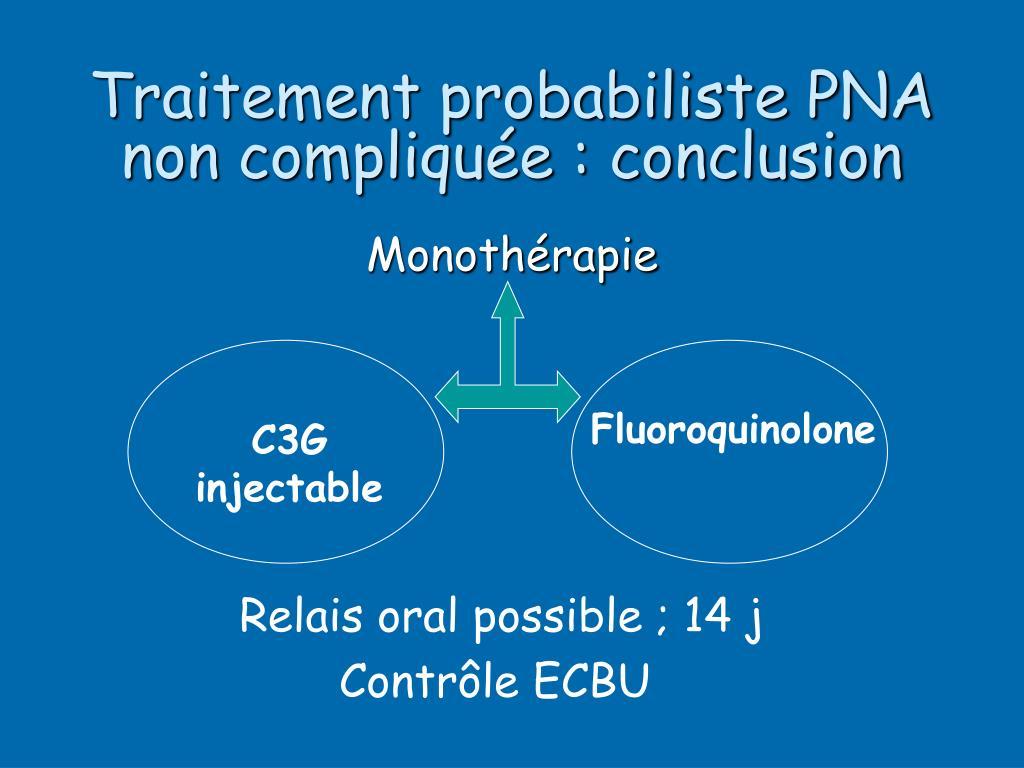 PPT - Antibiothérapie probabiliste PowerPoint Presentation