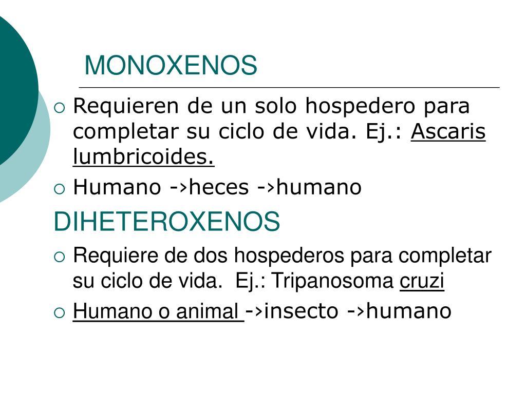 MONOXENOS