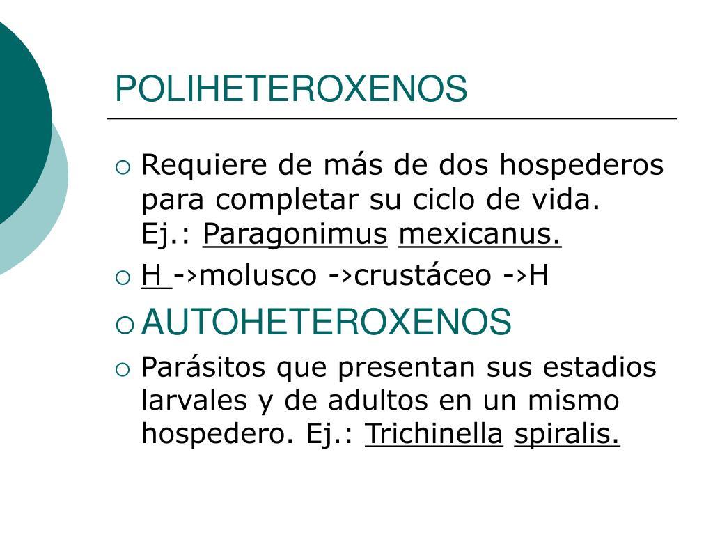 POLIHETEROXENOS