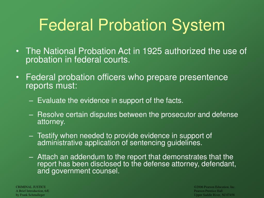 pros and cons of probation and parole Pros & cons of prison retrieved from ferris, david.