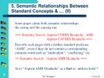 5 semantic relationships between standard concepts ii