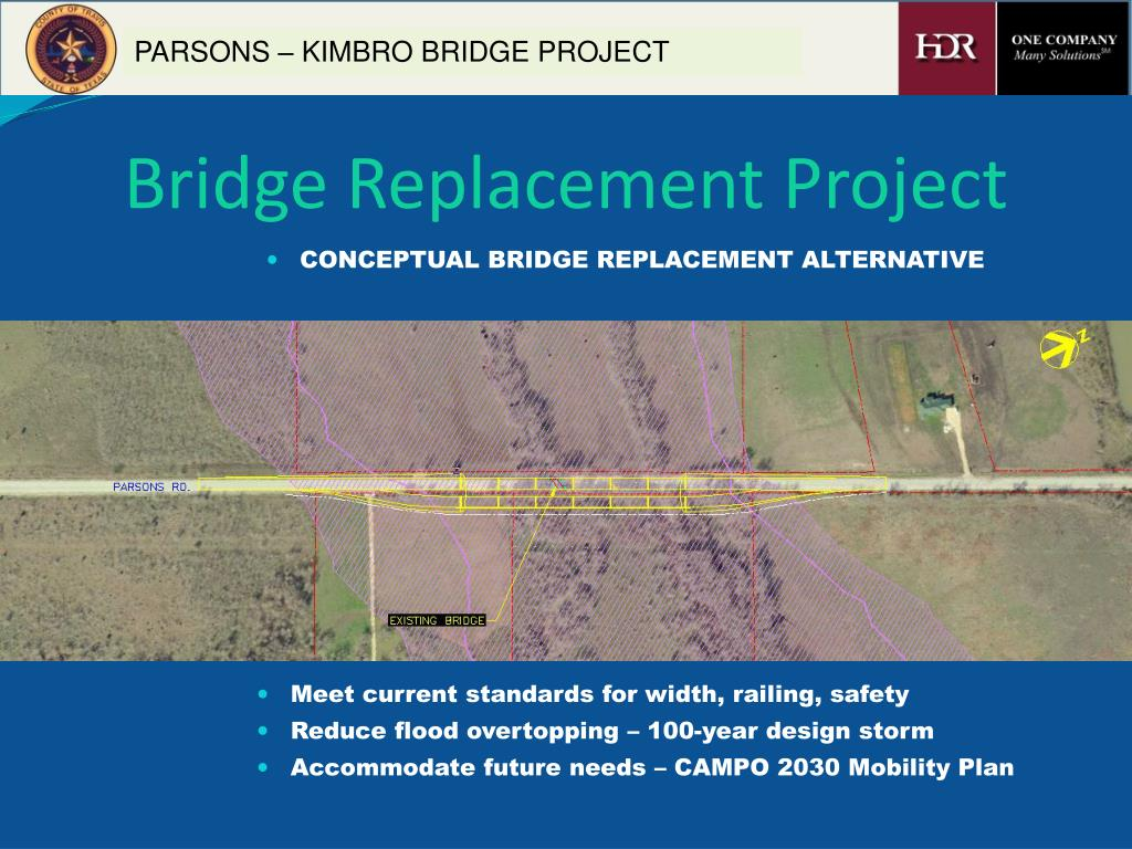 Bridge Replacement Project