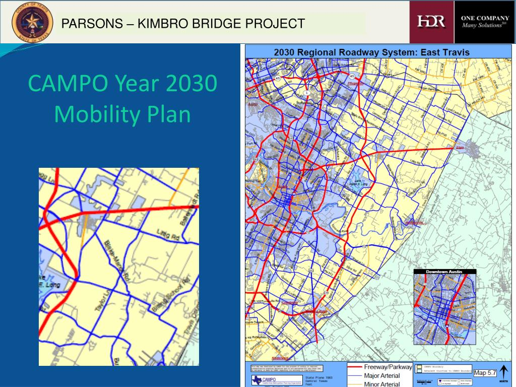 CAMPO Year 2030 Mobility Plan