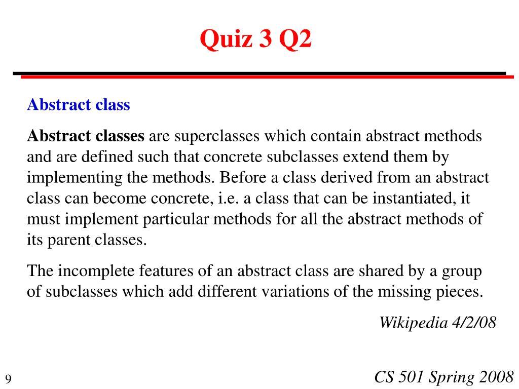 Quiz 3 Q2