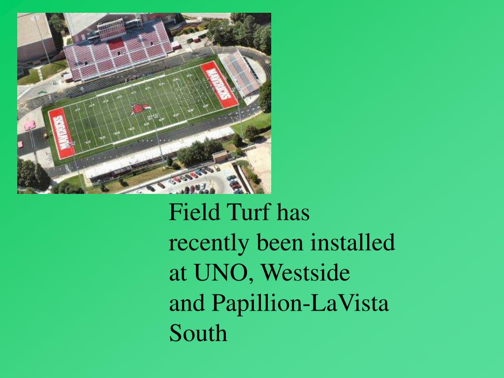 Field Turf has