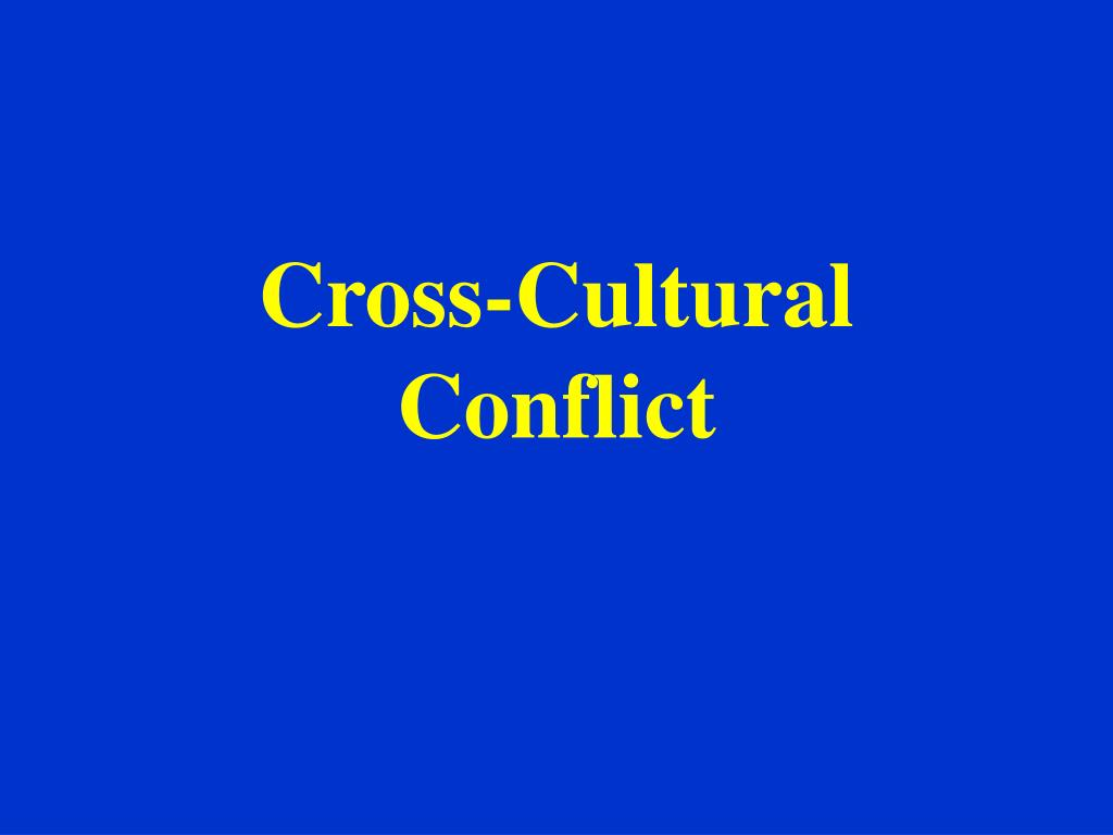 conflict resolution by culture Avruch and black observe that conflict resolution scholars tend to ignore cultural differences in their attempts to develop universally applicable models of conflict resolution.