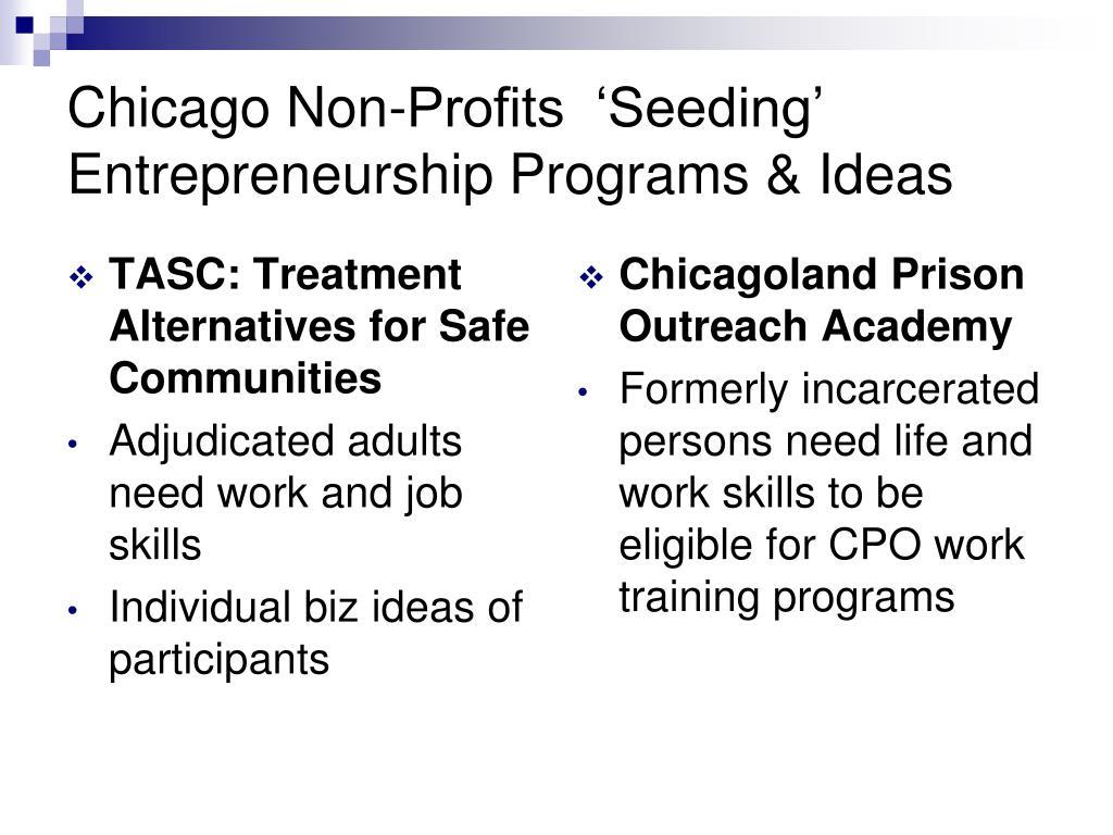 TASC: Treatment Alternatives for Safe Communities