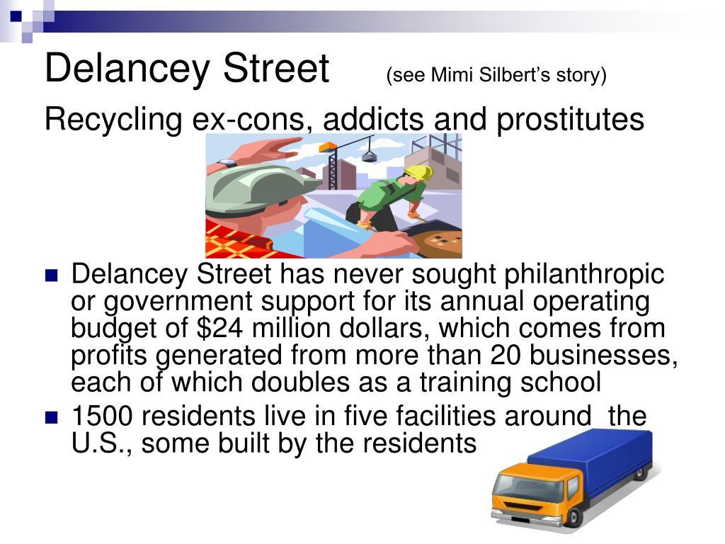 Delancey Street