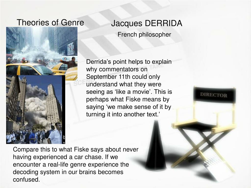 Theories of Genre