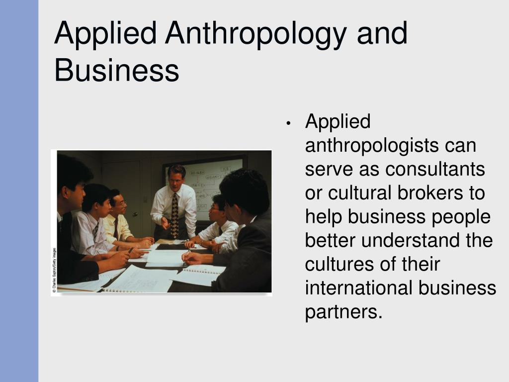 application of applied anthropology Applied anthropology graduate  doctoral program in anthropology  will send requests to three reference writers indicated by you on your admission application.
