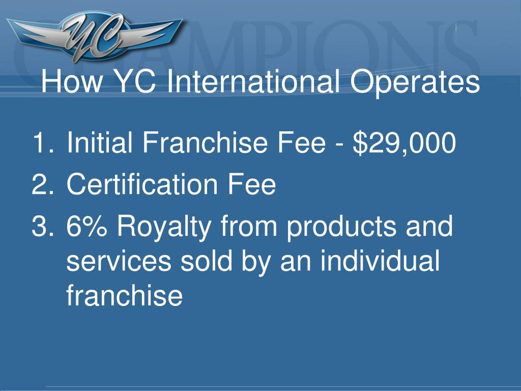 How YC International Operates