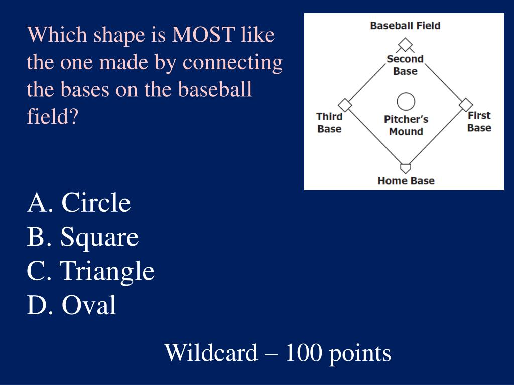 Which shape is MOST like the one made by connecting the