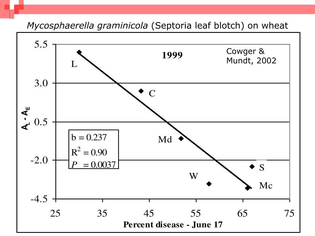 Mycosphaerella graminicola