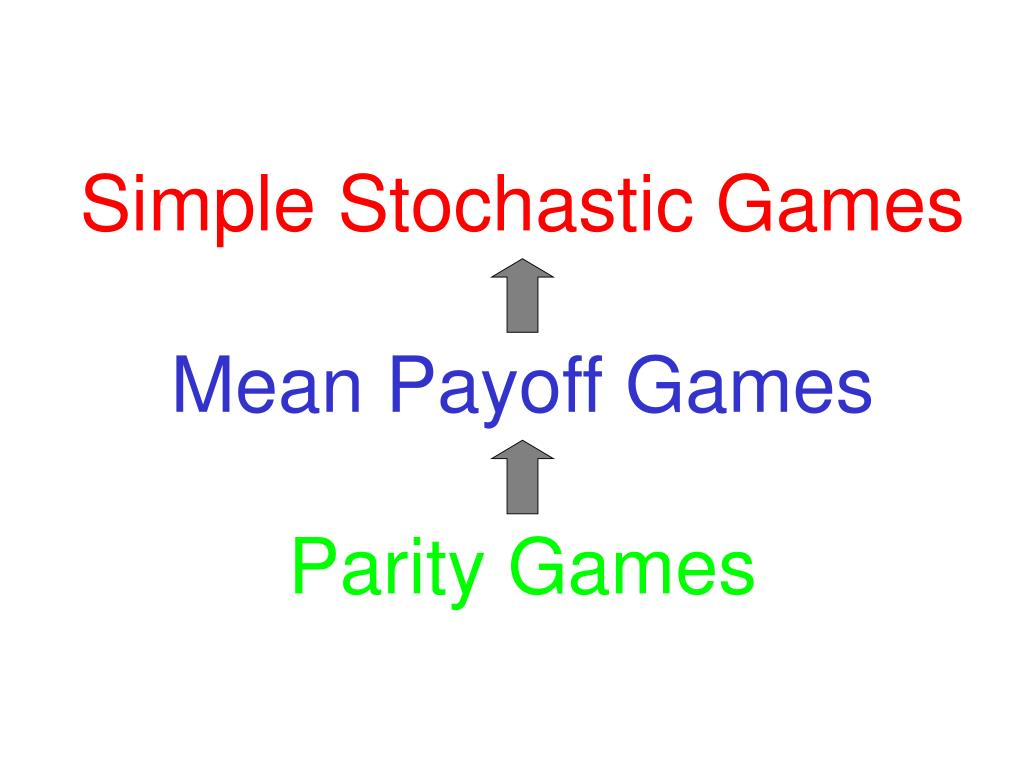 Simple Stochastic Games