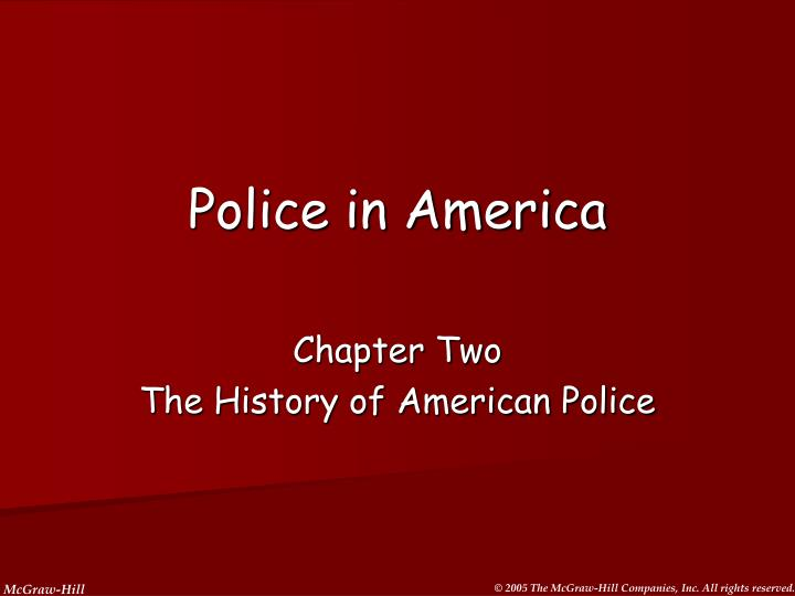 the impact of sir robert peel on american policing and its history It reflects the oft-cited principles of modern policing, attributed to sir robert peel  in 1829 ( lentz and chaires 2007, tyler et al  testing the effects of police body- worn cameras on use of force during  although peel discussed the spirit of  some of these principles in his  march 1994 american journal of criminal  justice.
