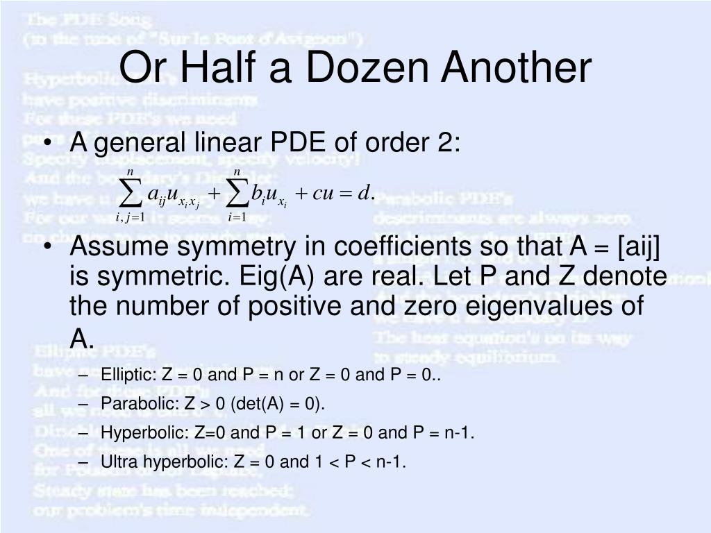Or Half a Dozen Another