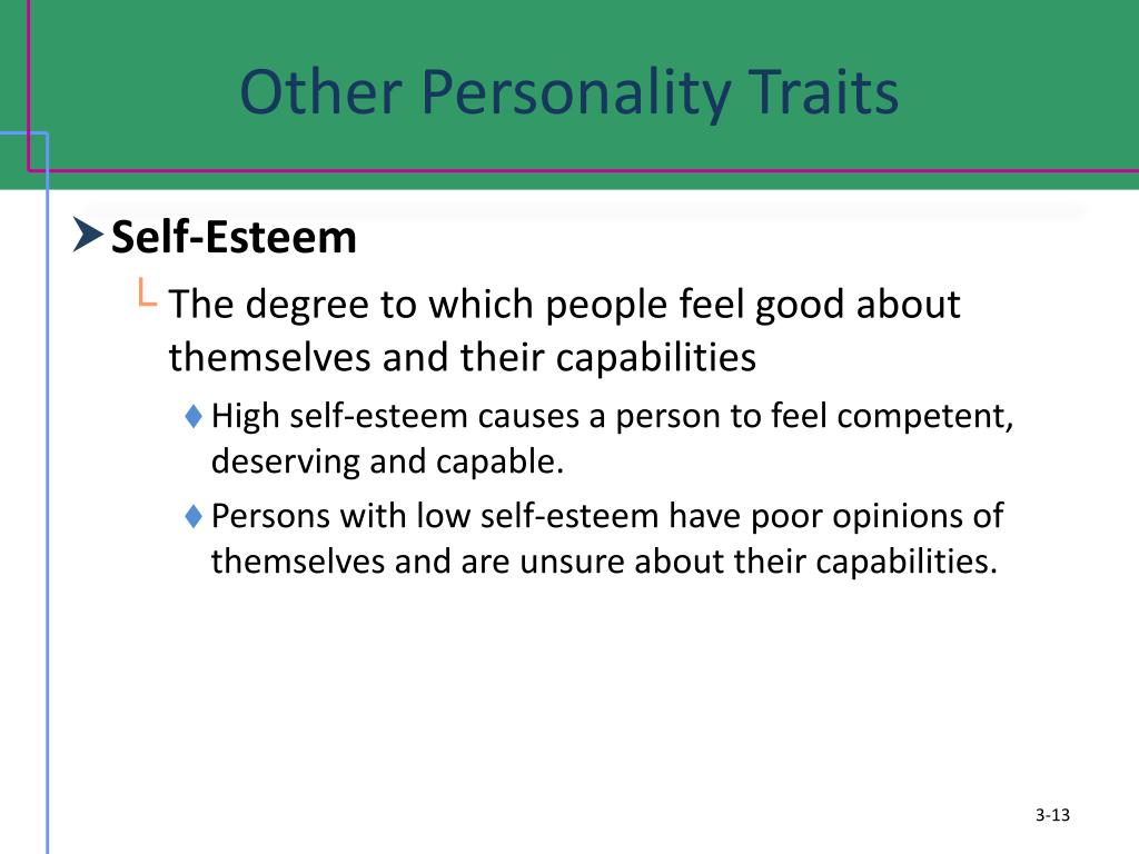 my personality traits and attitudes People with these three personality traits are the most attractive (so do you possess them) a positive attitude, a balanced extroversion and confidence are top three.