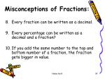 misconceptions of fractions14