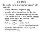 velocity9