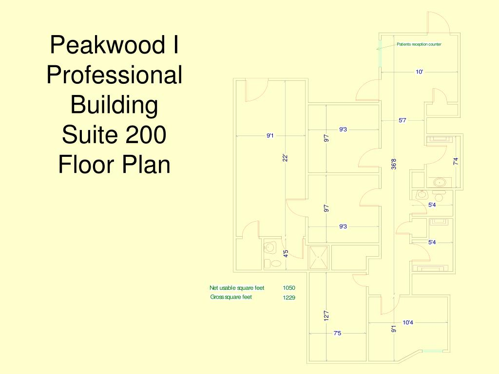 ppt peakwood i professional building powerpoint