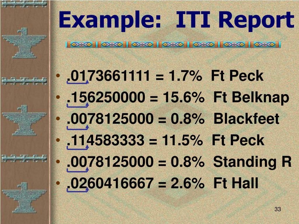 .0173661111 = 1.7%  Ft Peck