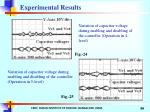 experimental results56