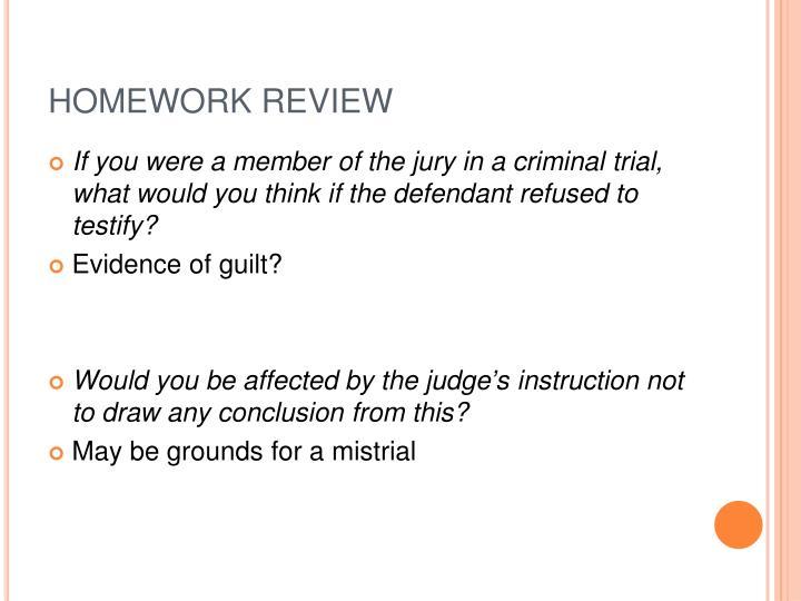 consciousness of guilt jury instruction
