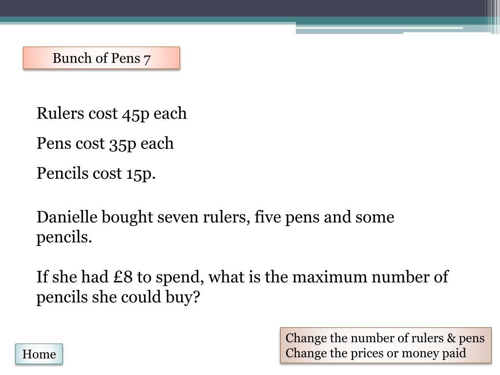 Bunch of Pens 7