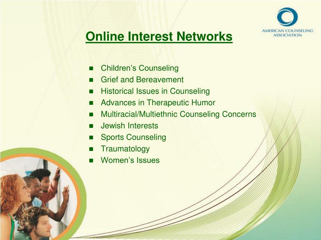 Online Interest Networks