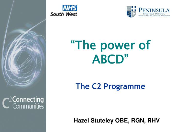 """The power of ABCD"""