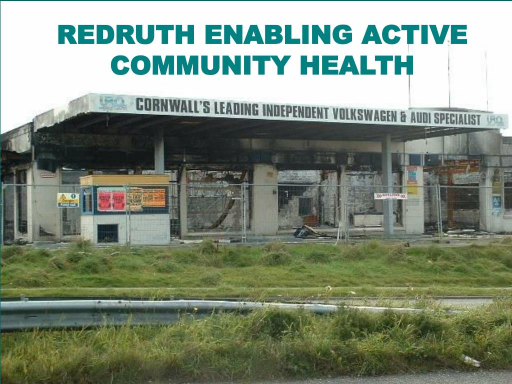 REDRUTH ENABLING ACTIVE COMMUNITY HEALTH