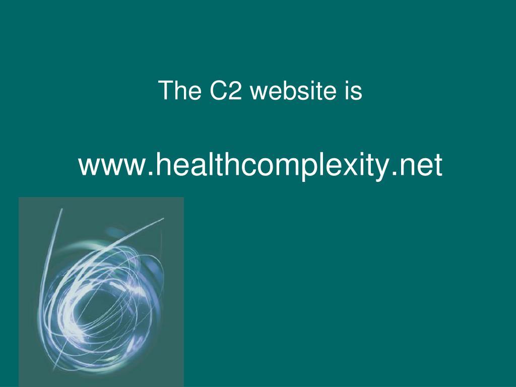 The C2 website is